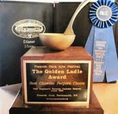 Golden Ladle Award