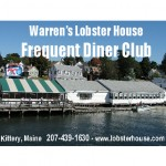 Warrens Freq Diner Card