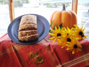 Ship Warren's Famous Pumpkin Bread!